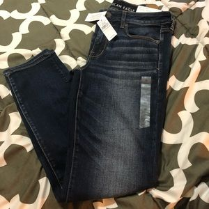 NWT American Eagle Skinny Jeans size 12